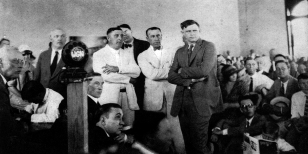 The monkey trial a history of the case tennessee vs john scopes